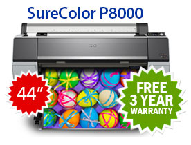 EPSON Printer Offers - 3 year Warranty!